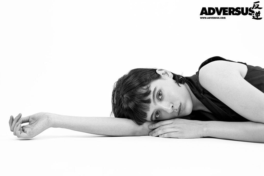 ADVERSUS Featured Model - Photo: Alessio Cristianini