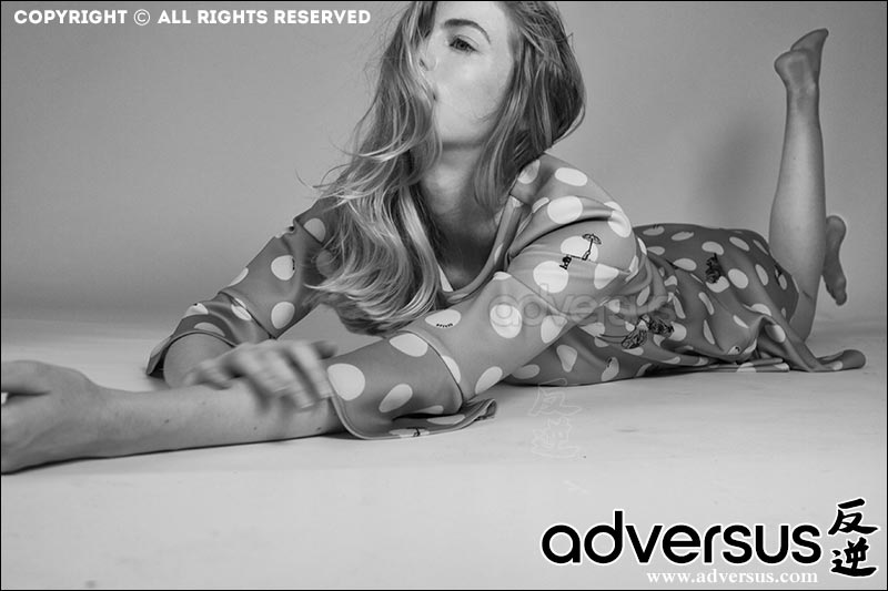 ADVERSUS models - Photo Alessio Cristianini