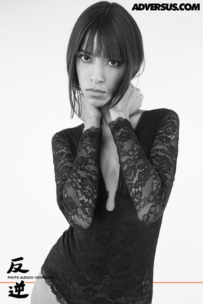 ADVERSUS Featured Model – Photo: Alessio Cristianini